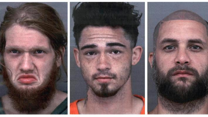 Picture for Ranger: 3 charged in 4 Texas killings planned to steal gun