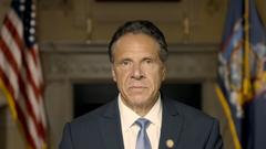 Cover for Protest expected outside Cuomo's office after AG probe found harassment