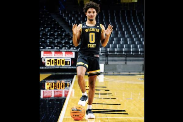 Picture for 'A great vibe': 2022 basketball recruit Jordan Pope details visit to Wichita State