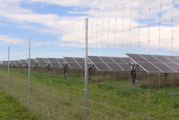 Picture for Wisconsin's newest large-scale solar energy project in Manitowoc County