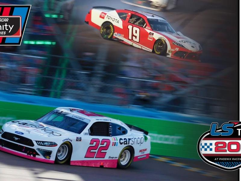 2021 NASCAR Xfinity Series REACTIONS!   LS Tractor 200 At ...