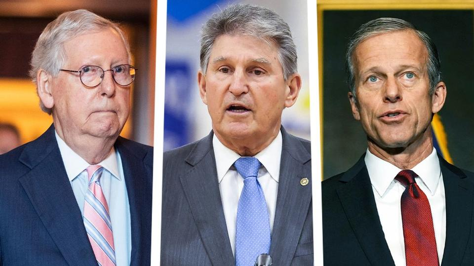 Picture for Joe Manchin gets hoodwinked — again: Why does he keep falling for the Republican con?