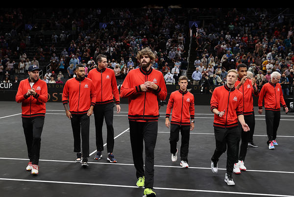 Picture for Team World seeks to Win on Day 2 of Laver Cup Tennis 2021