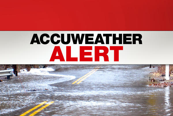 Picture for AccuWeather Alert: Flash Flood Watch