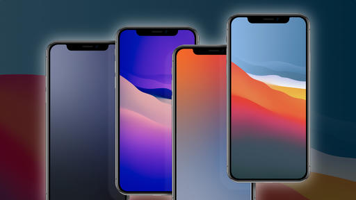 Download These Modified Ios 14 And Big Sur Wallpapers News Break