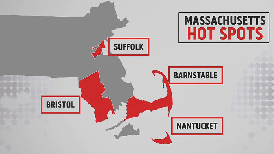 Picture for Are Masks Back In Massachusetts? Officials Weigh A Mandate Following CDC Guidance