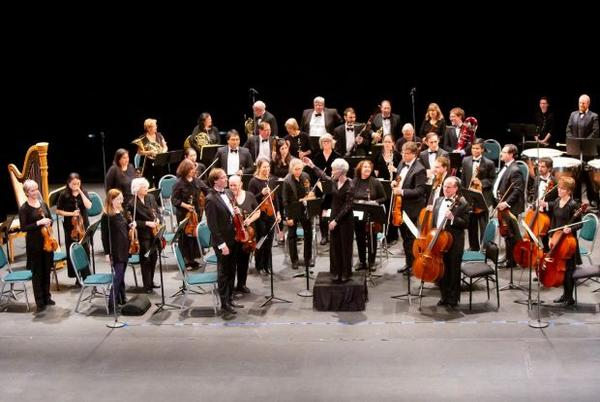 Picture for Mission Chamber Orchestra at Hammer Theatre