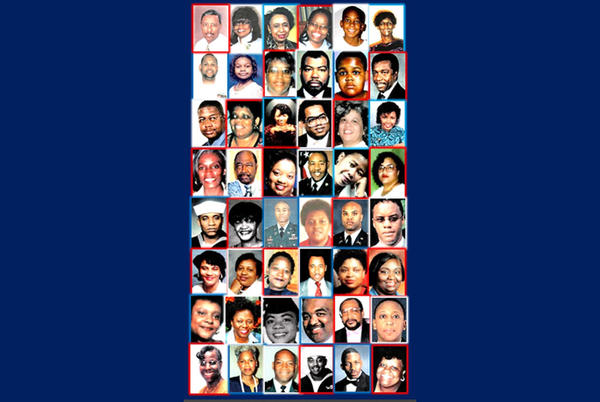 Picture for Twenty years after the September 11 attacks, the faces and stories of hundreds of Black victims are rarely seen and told