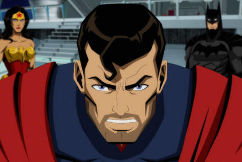 Picture for Where To Watch DC's Animated Injustice Movie