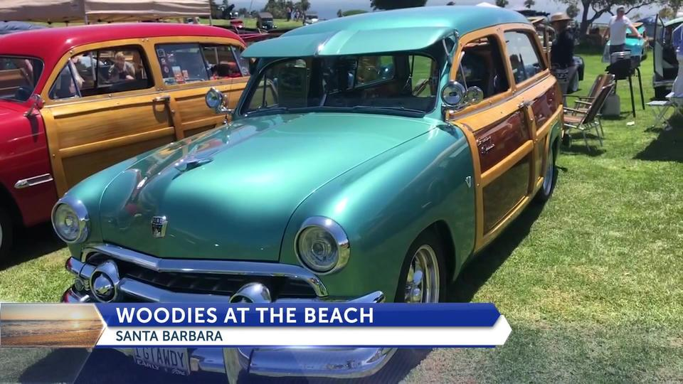Picture for Woodies at the Beach car show celebrates 21 years in Santa Barbara