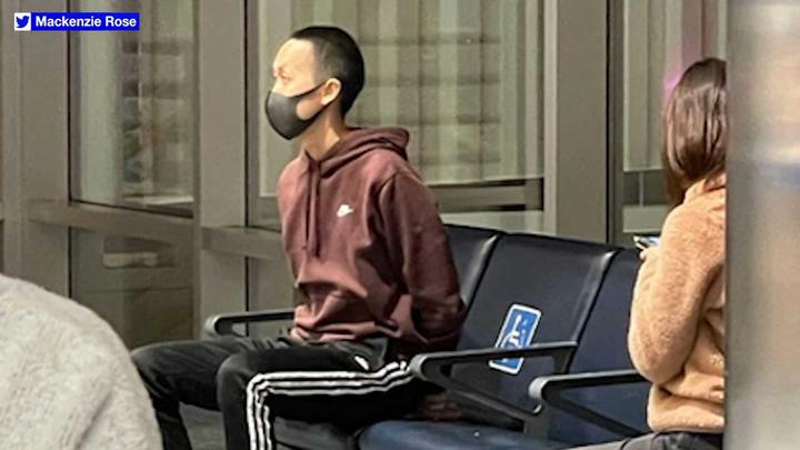 Cover for Passenger on plane from JFK punches flight attendant, forces emergency landing
