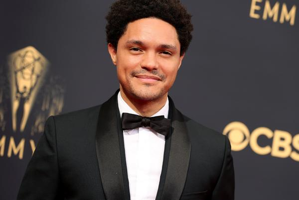 Picture for 'The Daily Show' host Trevor Noah goes off on Mayor Breed after caught maskless