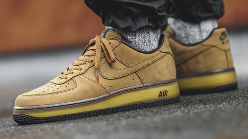 nike air force 1 mocha