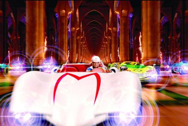 Picture for Link Tank: You Should Give Speed Racer Another Chance