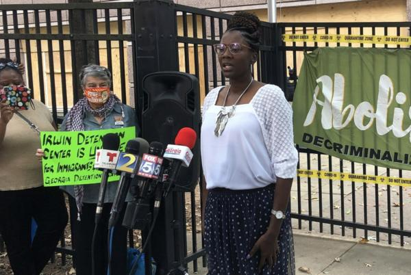 Picture for Georgia Today: After ICE Detainee Abuse Allegations, Will Rural Georgia County's Jail Jobs Remain?