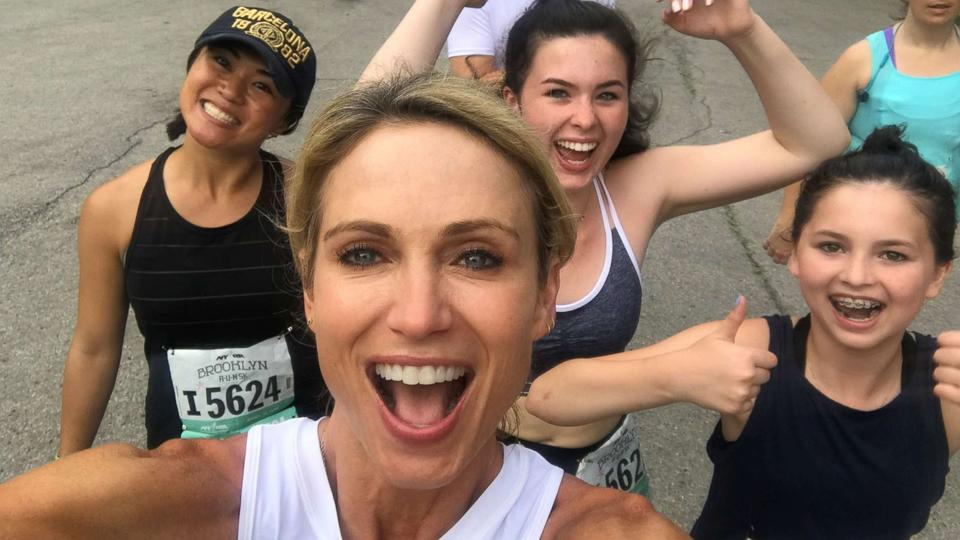 Picture for Global Running Day: Amy Robach on her love of running and how to get started