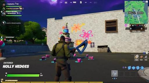 Fortnite All Birthday Cake Locations 2020 3rd Birthday Challenge Guide News Break