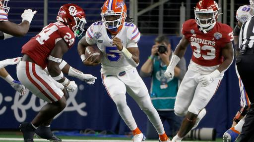 Cotton Bowl 2020: Emory Jones leads Florida Gators to points but loses his  lunch | News Break