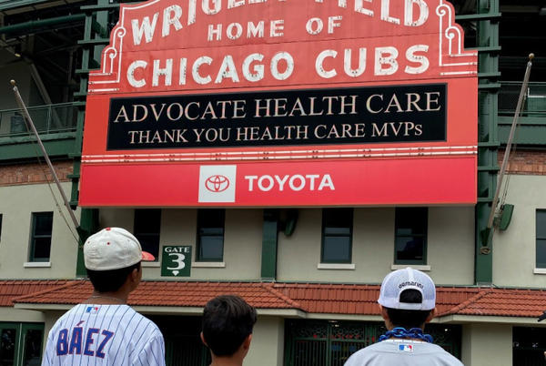Picture for Chicago Fans Give Tough Goodbye to Cubs Legends After Emotional Trades