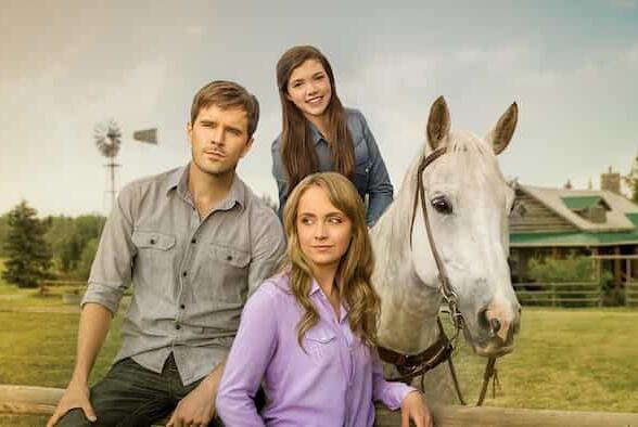 Picture for When Heartland Season 12 & Season 13 on Netflix?
