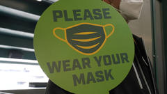 Cover for California mask mandate: Where you still have to wear a mask when CA reopens tomorrow