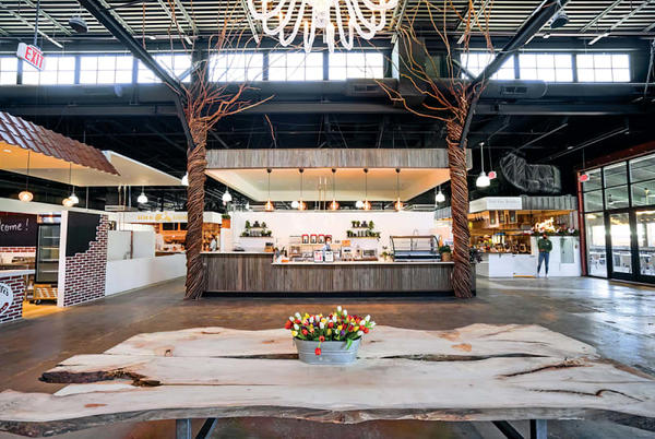 Picture for Guide to Atlanta's Best Food Halls and Local Markets
