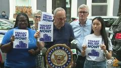 Cover for Sen. Chuck Schumer Calls On New York State To Distribute $2.1B To Tenants Hit Hard During Pandemic