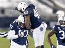 Picture for Penn State's John Scott Jr. on PJ Mustipher's 'big' move, Derrick Tangelo's value and young Fatorma Mulbah's growth