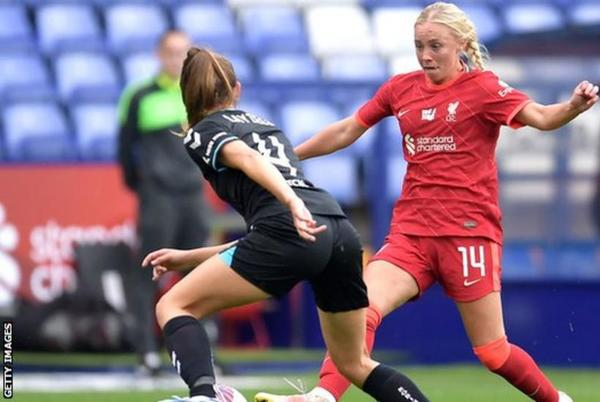 Picture for Ashley Hodson: Liverpool record-breaker on coming 'full circle'