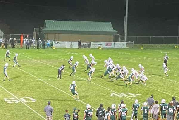 Picture for Eagles beat the Piedmont Highlanders 15-0 at homecoming game