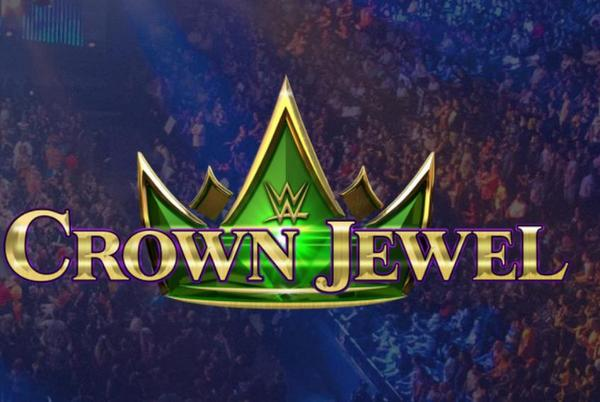 Picture for WWE Crown Jewel's stage unveiled