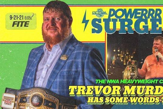 Picture for NWA PowerrrSurge Results: Trevor Murdoch On His NWA Worlds Title Win, More