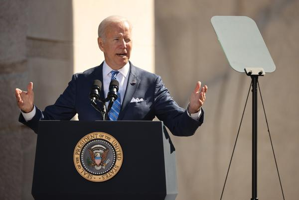 Picture for Biden a profane president particularly fond of dropping F-bombs: report