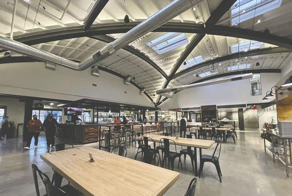 Picture for State Street Market opens indoor dining