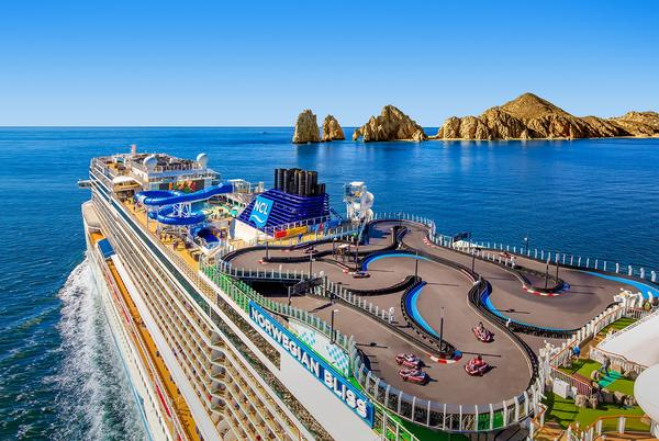 Picture for Norwegian Cruise Line Resumes Cruises Out of Los Angeles