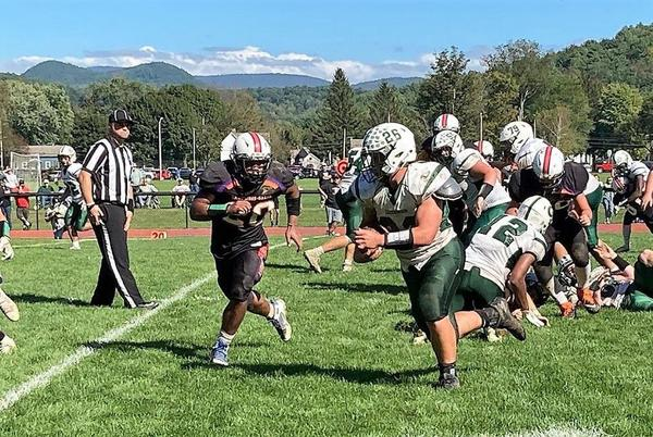 Picture for Kuzmich, Greenwich roll past Cambridge-Salem (updated, includes video)