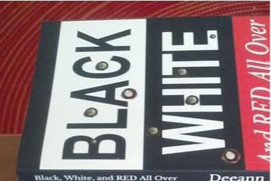 Picture for Black, White, and RED All Over: a mystery's travel from a new type of social media to the National Black Book Festival