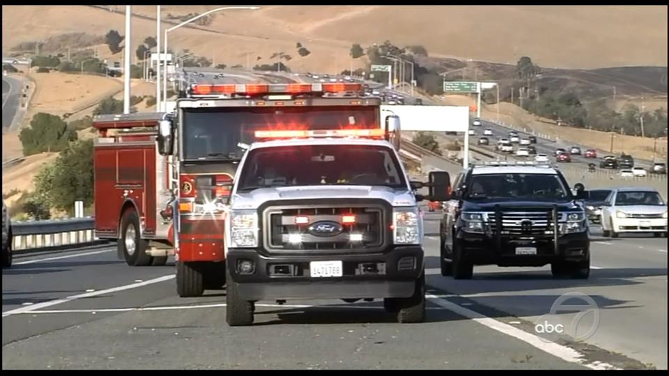 Picture for 1 dead, 1 injured in shooting on Highway 4 in Concord, CHP says