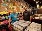 Picture for Triple Play Records has been spinning downtown for 33 years