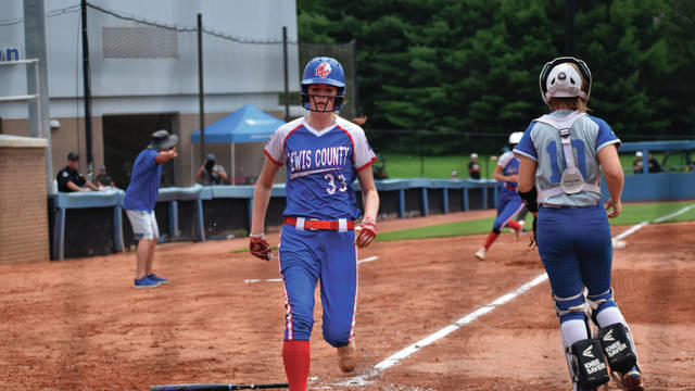 Picture for Lady Lions bats push Lewis past Wolfe County to quarterfinals