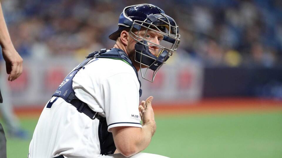 Picture for Former MLB catcher Erik Kratz makes sign-stealing allegations