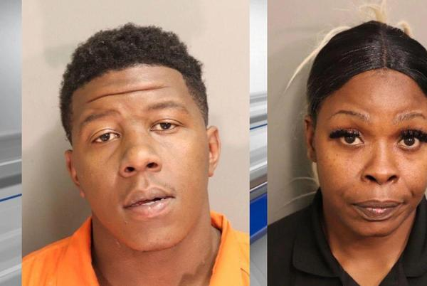 Picture for 2 arrested in separate Montgomery robberies