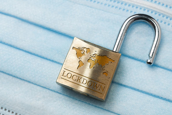 Picture for COVID-19 lockdowns magnify strain on global supply chain