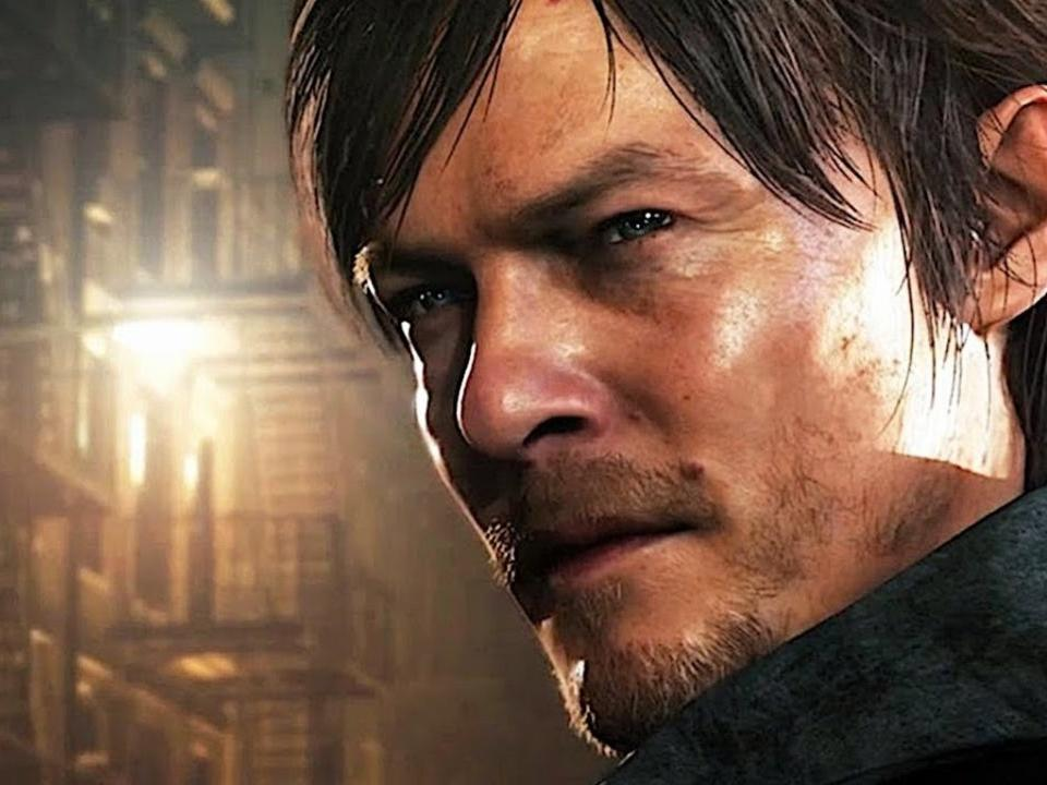 did-norman-reedus-just-tease-a-new-silent-hill-game