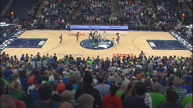 Cover for WNBA Minnesota Lynx   Chicago Sky Vs. Minnesota Lynx   Full Game Highlights   September 26, 2021