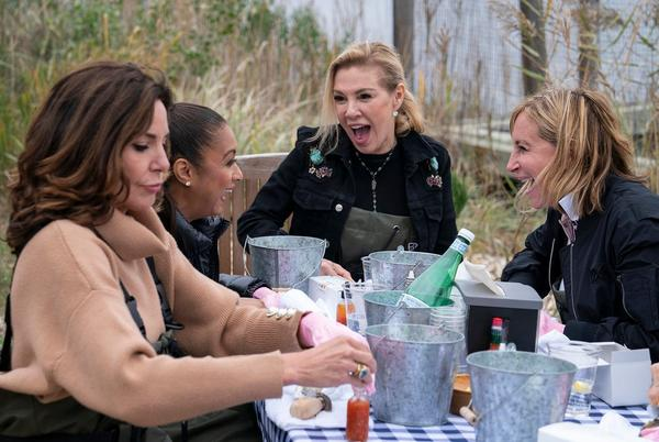 Picture for Bravo axes this season's 'Real Housewives of New York' reunion