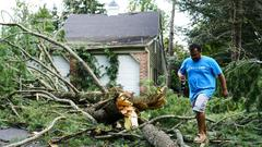 Cover for 8 tornadoes confirmed in NJ, Pennsylvania during storms