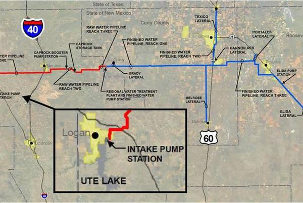 Picture for Eastern New Mexico Water Utility Authority accepted $46 million grant