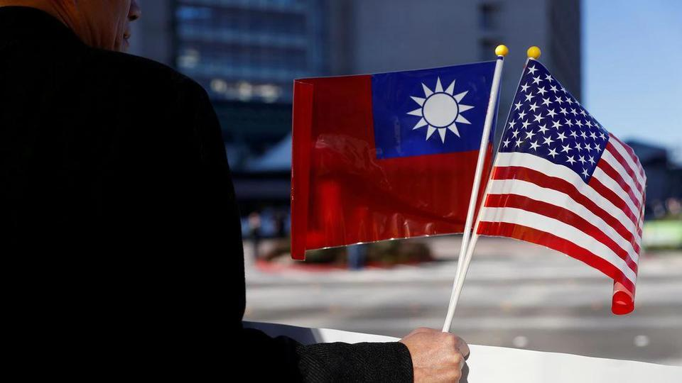 Picture for U.S. no longer sees Taiwan as a problem in China ties, official says