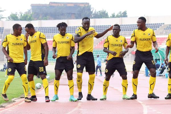Picture for Caf Champions League: Asike, Bwire start as Matano names Tusker XI to battle Zamalek SC